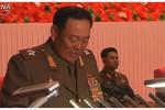 Yonhap: Kim Jong-un xử tử Bộ trưởng Quốc phòng vì ngủ gật, cãi lại