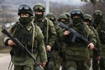 Nga tăng cường quân sự ở Crimea đối phó với NATO