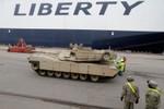 Mỹ có thể triển khai vũ khí hạng nặng đến các nước láng giềng của Nga