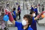 Người Triều Tiên tăng cường ăn mực ống để phòng chống dịch Mers