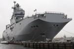 Nga phái chuyên gia sang Pháp tháo dỡ thiết bị trên tàu Mistral
