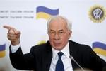 """Cựu Thủ tướng thành lập """"Ủy ban Cứu rỗi Ukraine"""""""