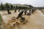 Trung Quốc nhờ Brazil huấn luyện chiến đấu trong rừng rậm