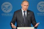 """Putin: Để lực lượng bên ngoài kiểm soát là sự """"nhục nhã"""" của Ukraine"""