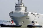 Malaysia, Ấn Độ sẽ mua tàu Mistral?