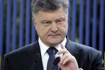 Poroshenko đề xuất 3 kịch bản lấy lại Donbass, Crimea