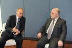 Thủ tướng Iraq thừa nhận đề nghị Nga hỗ trợ không kích chống IS