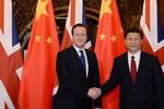 Anh muốn Trung Quốc hỗ trợ hoạt động không kích tại Syria?