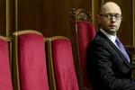 Báo Nga: Đã đến thời điểm ông Yatsenyuk phải ra đi