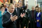 Putin: Những nỗ lực đe dọa Nga đều vô ích