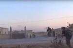 Video: Pháo kích trắng trời Aleppo