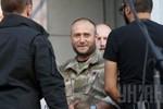 """Dmitry Yarosh từ chức lãnh đạo tổ chức Right Sector vì bị """"bẫy""""?"""