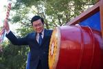 Chủ tịch nước Trương Tấn Sang gửi lời chúc mừng năm học mới