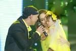 """Phan Đinh Tùng đem con gái 1 tuổi lên sân khấu """"10 năm ca hát"""""""