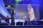 Ca sĩ Lê Uyên song ca cùng người chồng quá cố