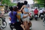 10 ảnh giao thông bạn đọc quan tâm nhất năm 2012