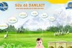 Cư dân mạng xôn xao về sữa Danlait giả ở Việt Nam