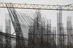 """""""Trận địa sắt vụn"""" bên trong dự án chuẩn quốc tế Ciputra Ha Noi Mall"""