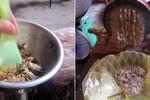 Hình ảnh chứng minh cua đồng xay ngoài chợ quá bẩn
