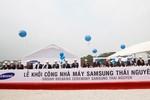 """Dự án Samsung Thái Nguyên và """"ẩn số"""" Yên Bình Corp"""