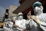 Trung Quốc xác nhận thêm 11 ca nhiễm virus H7N9