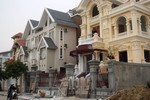 Bộ Xây dựng cấm xây nhà nhại kiến trúc cổ điển Pháp,châu Âu