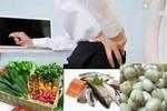 Những loại thực phẩm giúp giảm đau lưng, không cần thuốc