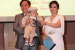 Con trai 1 tuổi của ông chủ Đại Nam bất ngờ trở thành... tỷ phú