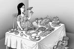 Những món bồi bổ sai lầm của bà bầu