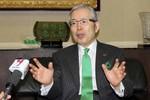 Tỷ phú Nhật đặt chiến lược kinh doanh 100 năm tại VN