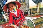 Cá chép Trung Quốc đắt hàng cho lễ tiễn ông Công, ông Táo