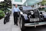 Chơi xe cổ đẳng cấp thế giới như ông Dũng Eximbank