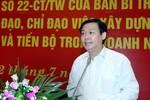 Ban Kinh tế Trung ương nhận trọng trách từ Ban Bí thư