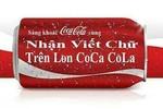 Cổ súy khắc tên trên lon Coca Cola: Người tiêu dùng được lợi gì?