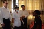 Đề phòng Ebola, 3 sinh viên Nigeria đến Việt  Nam bị giám sát chặt chẽ