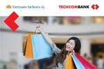 Khuyến mãi khủng cho chủ thẻ Techcombank Visa