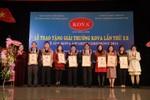 Giải thưởng Kova 2014 vinh danh 116 cá nhân và tập thể