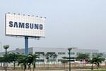 """Hé lộ thêm hàng loạt dự án """"khủng"""" của Samsung ở Việt Nam"""