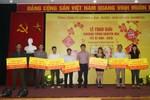 Hơn 7 tỷ đồng được trao cho các khách hàng của Bia Hà Nội