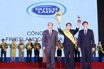 """FrieslandCampina Việt Nam nhận giải """"Thương hiệu vàng thực phẩm năm 2015"""""""