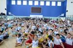 Cơ hội đào tạo bóng rổ chuyên nghiệp miễn phí cho trẻ em Việt Nam