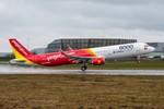Vietjet tiếp tục mua 6 máy bay Airbus A321