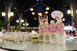 Nước khoáng đặc biệt cho Hoa hậu Hoàn vũ Việt Nam
