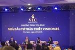 Nhà đầu tư Vinhomes tọa đàm trực tiếp với Chủ tịch Vingroup Phạm Nhật Vượng