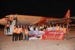 Vietjet đón máy bay A320 thứ 30