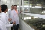 Bộ trưởng Nông nghiệp&Lương thực tỉnh Mátxcơva ấn tượng mạnh với Trang trại TH