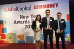 BIDV được Tạp chí kinh tế hàng đầu châu Á vinh danh