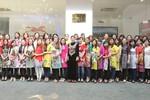 Những nữ CEO mê áo dài Việt