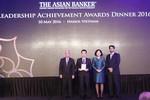 BIDV được vinh danh tại Hội nghị thượng đỉnh Ngân hàng Châu Á 2016