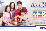 """Vay mua nhà """"Tổ ấm Bình An 2016"""" lãi suất từ 7,3%/năm tại BIDV"""